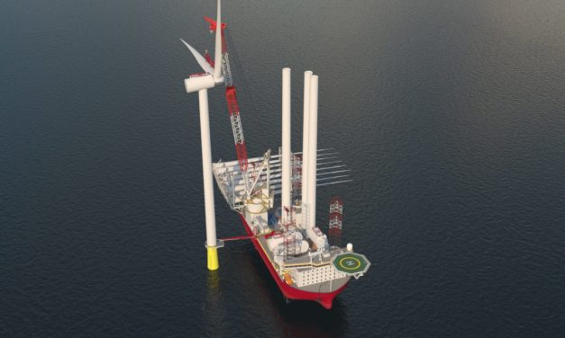 Seaway 7 lands WTG installation vessel supplier contract from Ørsted