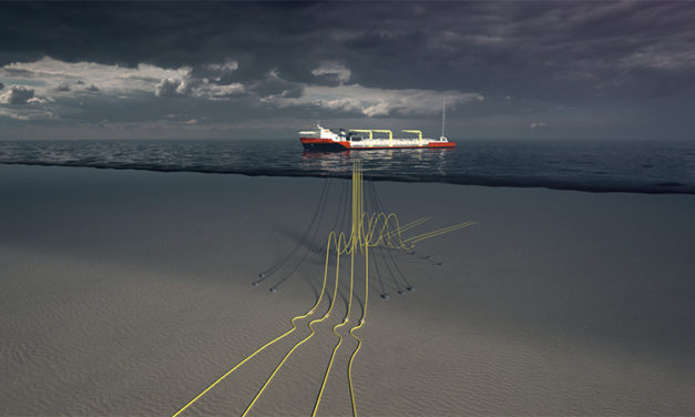 4Subsea secures service agreement to monitor steel catenary risers