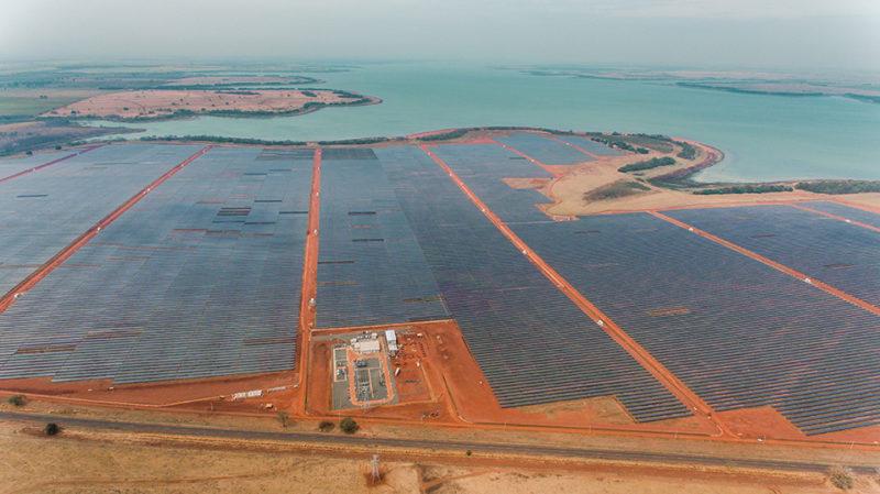 EDPR opens biggest solar complex in São Paulo State