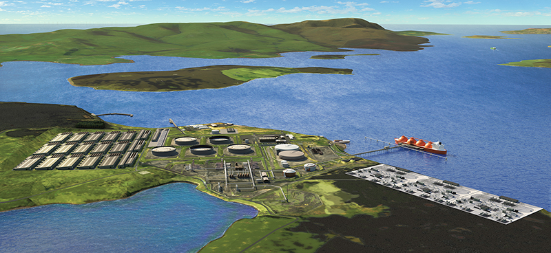 Energy firms partner to develop green hydrogen facility in Orkney