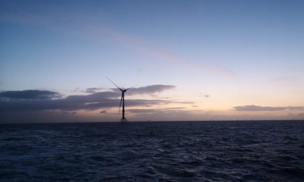 EDP reaffirms its role in the UK's energy transition