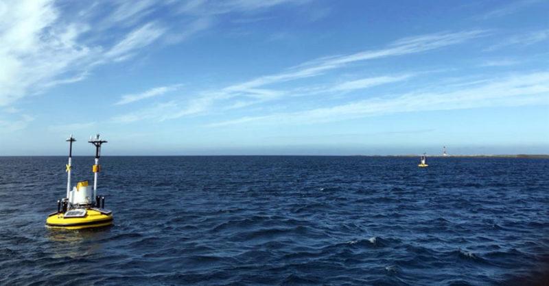 Fugro's SEAWATCH lidar buoys selected for Energy Islands development