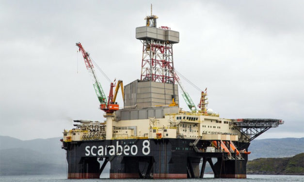 Oil & Gas discovery in the Barents Sea