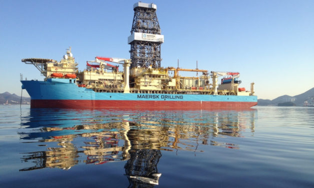 Maersk Drilling lands contract extension to drill world record well in Angola